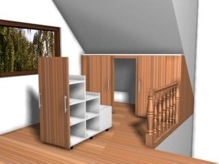Schlafzimmer Gestalten Mit Dachschräge: Dachschr Ge Gestalten ... Gestalten Von Dachschragen